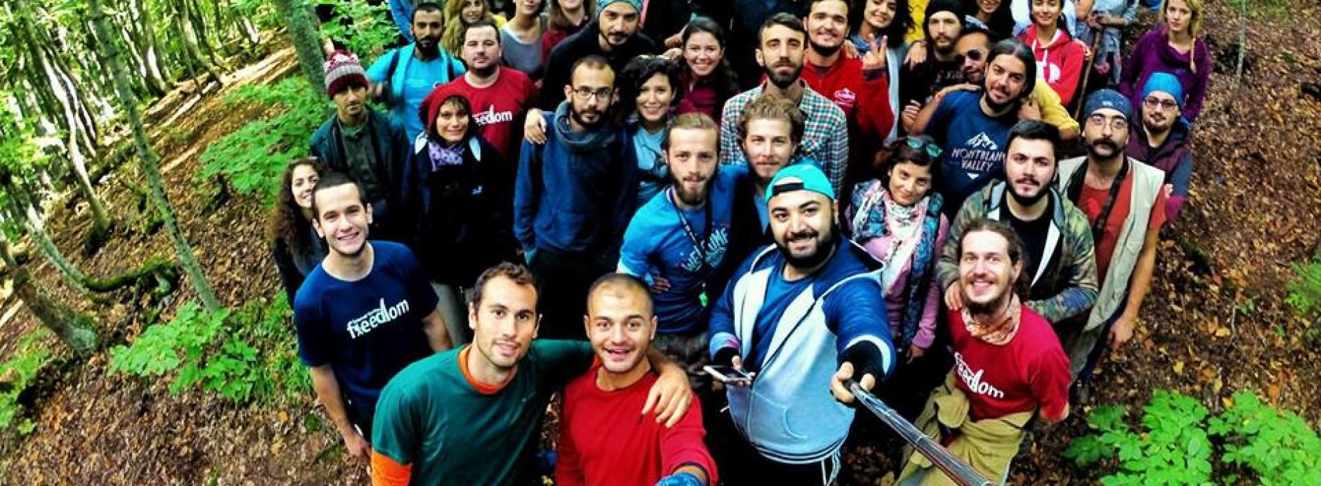 Interrail Türkiye Grubunun Kamp Yaptığı 10 Güzel Rota