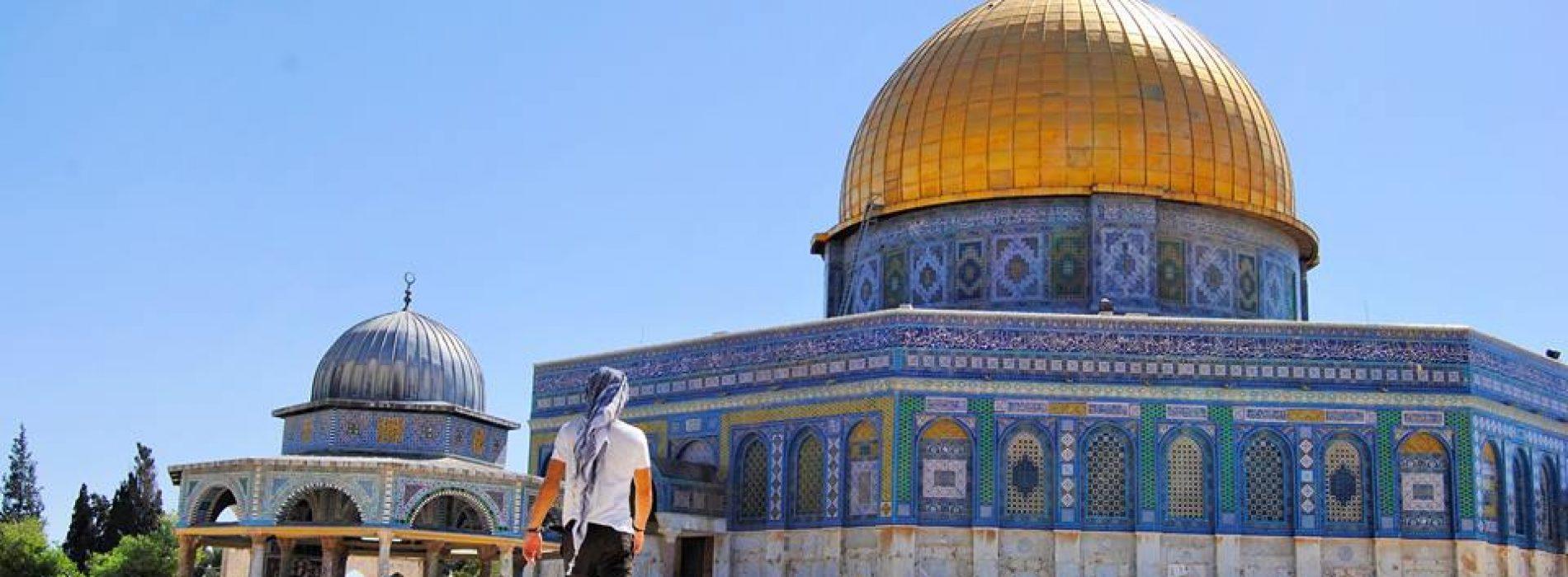 Filistin'i bisiklet ile gezmek