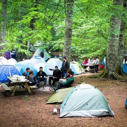 01 Ekim- 02 Ekim Bolu Abant Kampımız