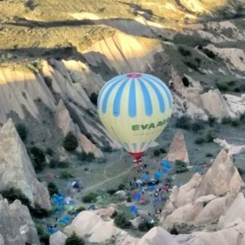 KapadokyaRail Kampı