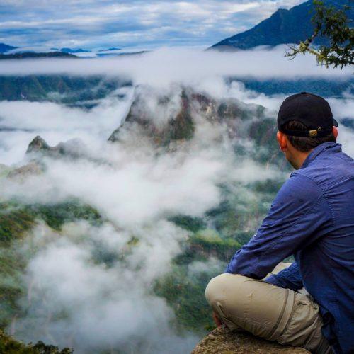 Machu Picchu 'ya Bilmediğiniz Yoldan Tırmanmak
