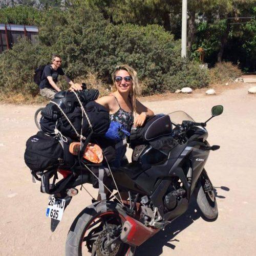 InterRail Türkiye Motosikletli Gezginler Kuruldu | MotoRail