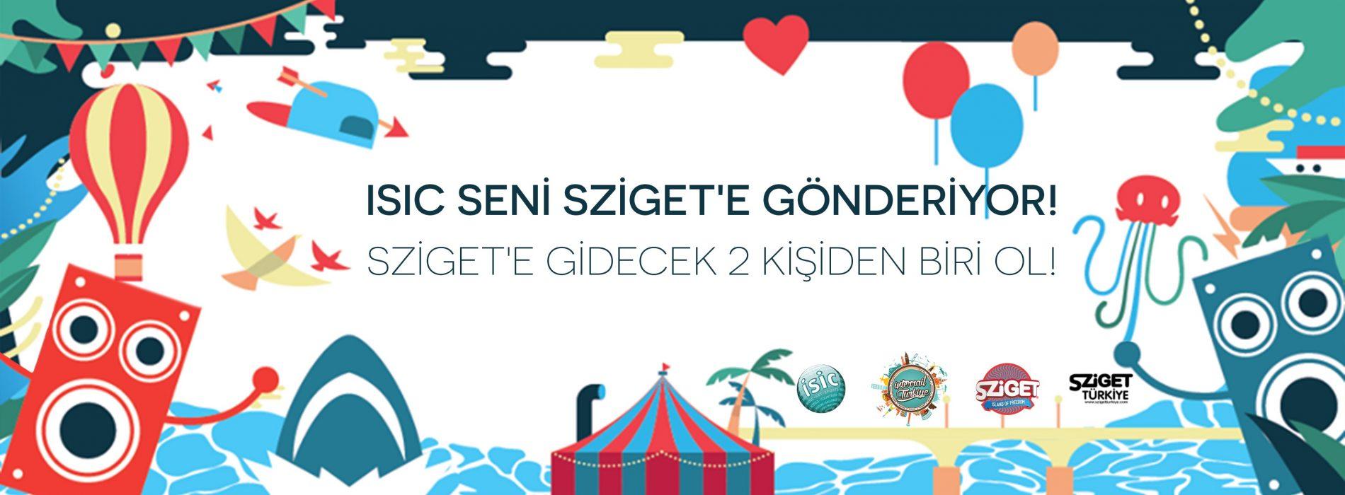 InterRail Turkiye Sziget Festivaline Yolluyor | Yarışma