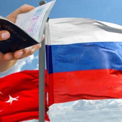 Rusya Dünya Kupası İçin Vizeleri Kaldırdı