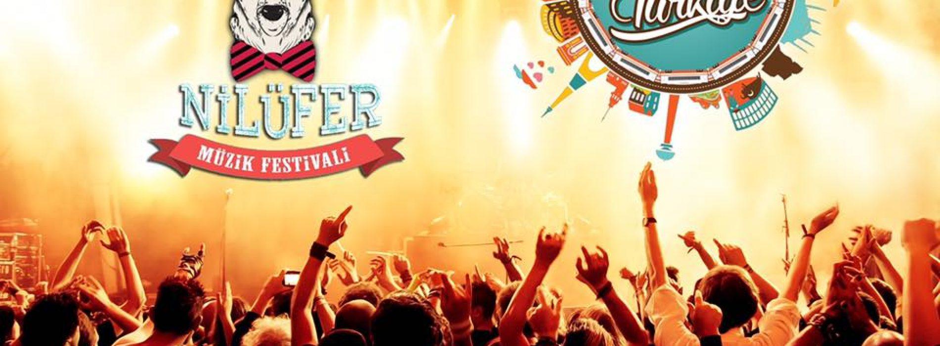 InterRail Türkiye ile Nilüfer Festivali