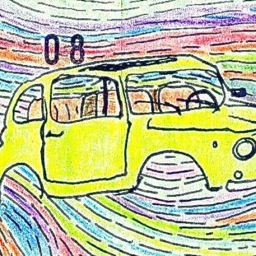 Muhteşem Çizimlerle Mert Akgül' ün InterRail Günlüğü
