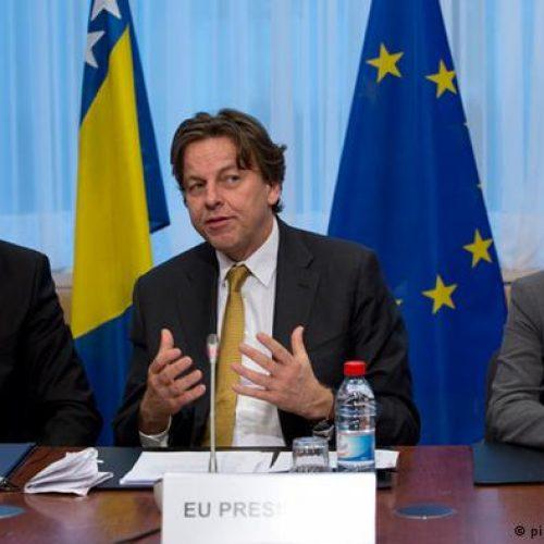 Son Dakika : Bosna Hersek Avrupa Birliğine Başvurusu Kabul Edildi