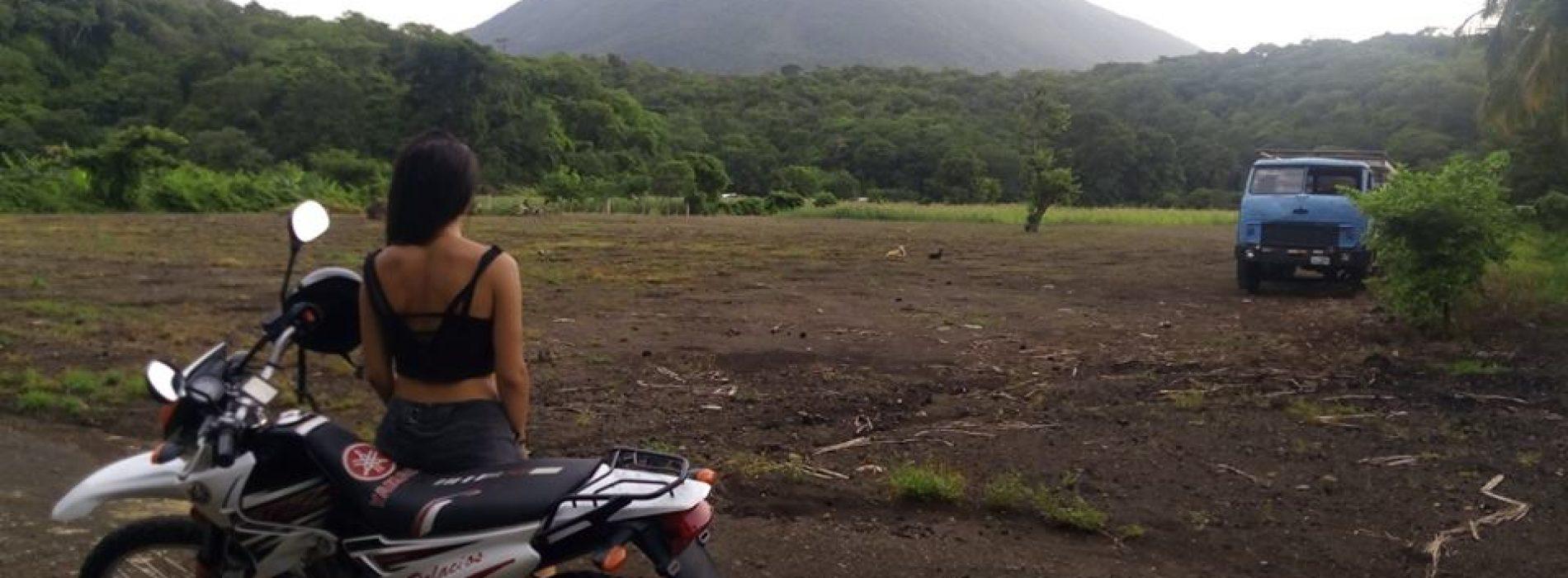 Yolumun Üstündeyken Nikaragua'ya Gideyim İstedim