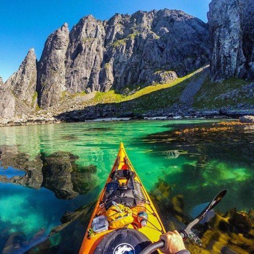 Kano' nun Gözünden Muhteşem Norveç