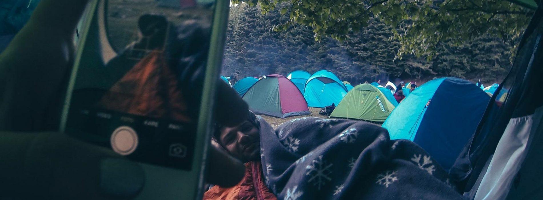 En Güzel Fotoğraflarla 1 Ekim Bolu Kampımız | #BoluRail