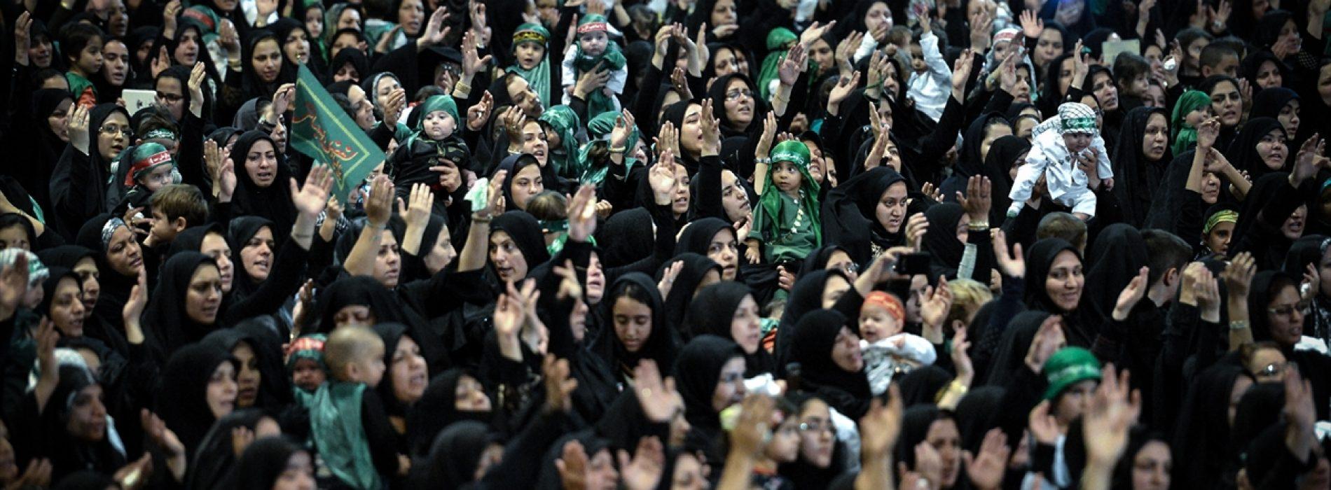 Ekim Ayı İran'ı Gezme Ayıdır