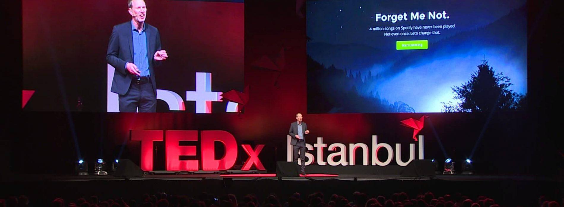 Bestami Köse TedxIstanbul' da