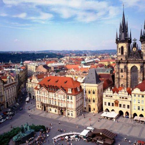 Erasmus ile Prag Bilgilendirme