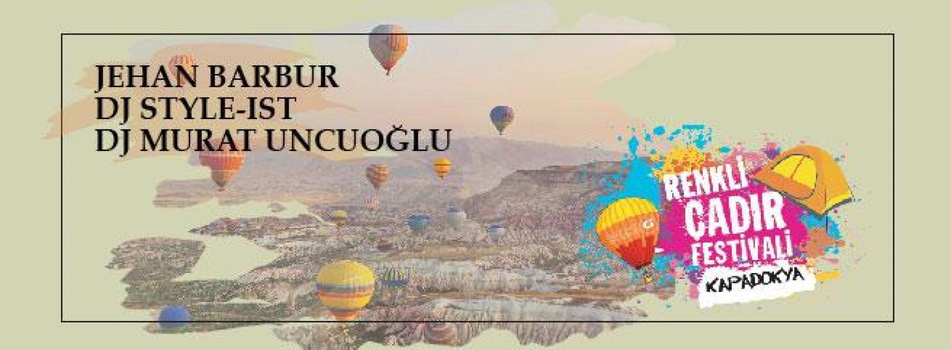 Renkli Çadır Festivali Duyuru