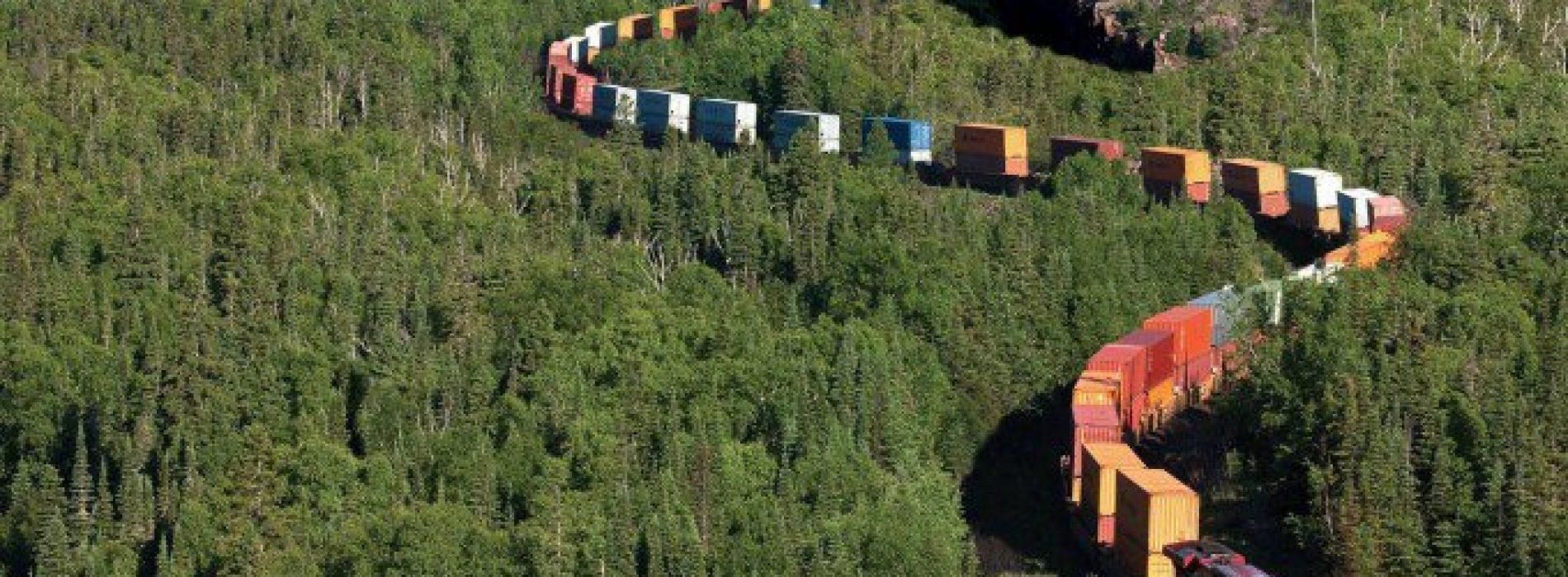 En Güzel Fotoğraflarıyla 8 Tren Yolu