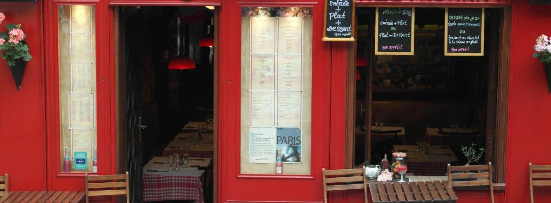 Amelie, Paris ve Ressamlar Tepesi