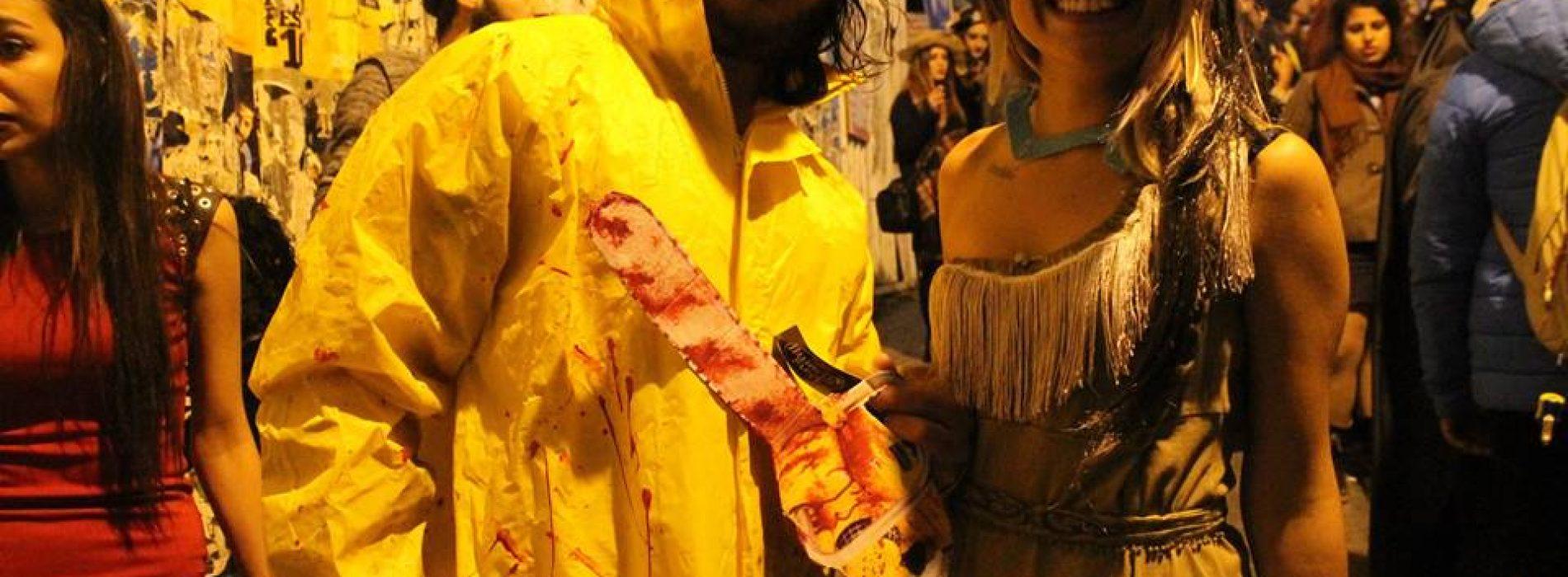 HalloweenRail Tanışma Partisi Tamamlandı