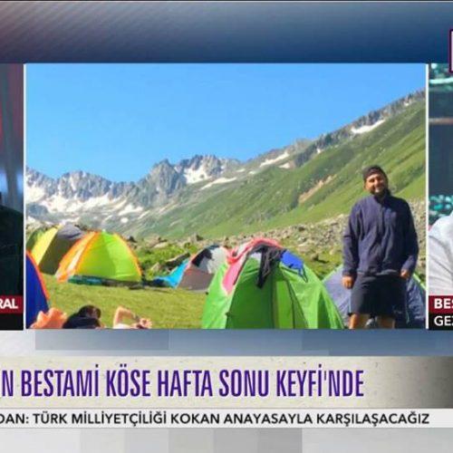InterRail Türkiye Hafta Sonu Keyfi Programındaydı