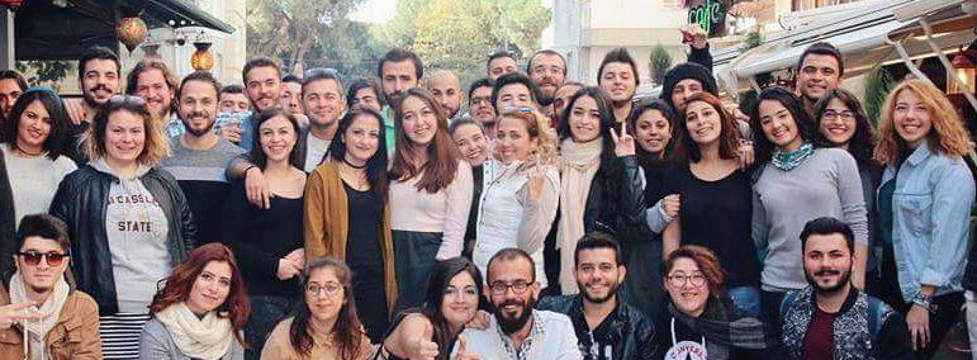 CouchRail İzmir Buluştu