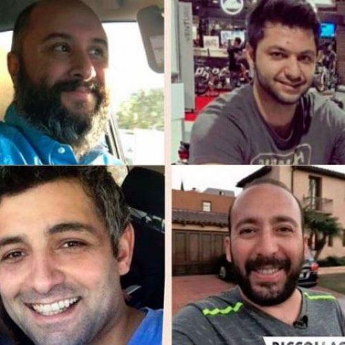 Amerika'da kaybolan 4 Türk bulundu