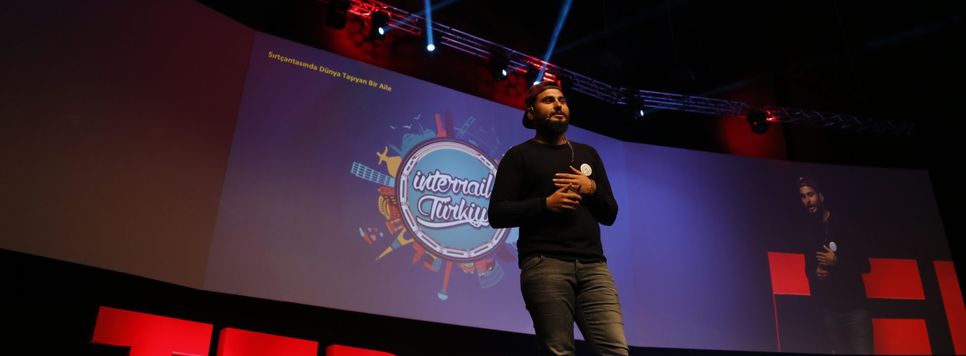 Gezerken Okuyan Bilir InterRail Türkiye TedxIstanbul Konuşması