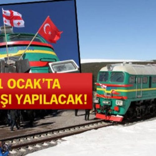 Güzel Haber Geldi Avrupa- Ankara Bakü- Tiflis Hattına Tren Geliyor