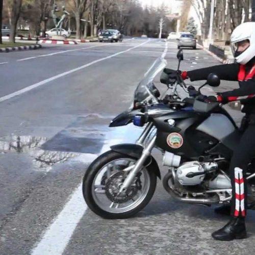Emniyet Motorcuları Uyardı