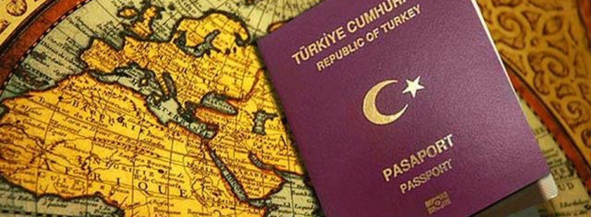 Yeni Nesil Pasaportların Kaydı Başladı