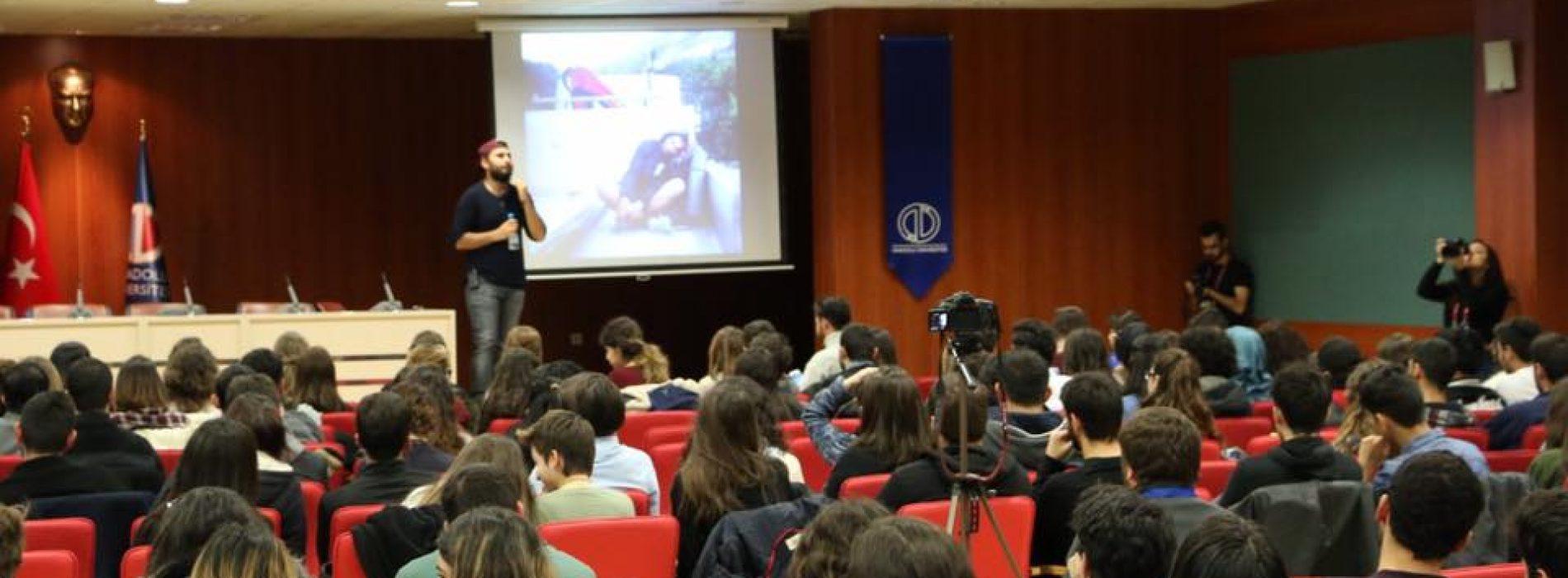 Anadolu Üniversitesi Konferansı Tamamlandı
