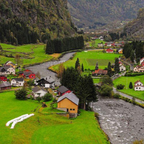 InterRail'de Gidebileceğiniz En Güzel Manzaralı Tren Güzergahları