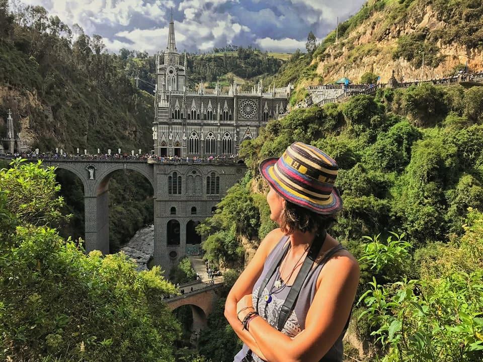 Las Lajas Kilisesi -Ipiales