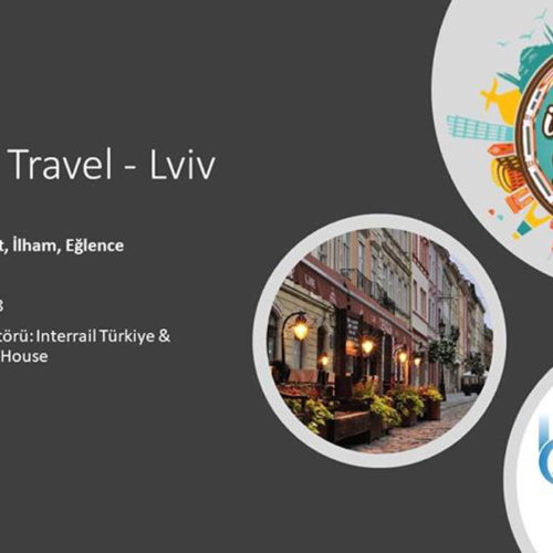 Learn & Travel – Lviv – Ukraynarail