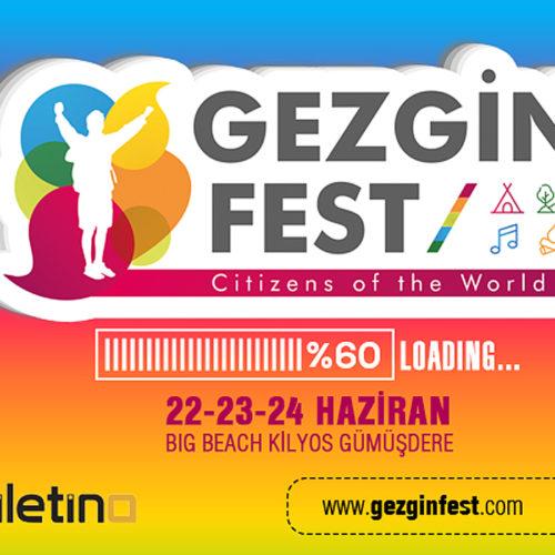 Gezgin Fest Başlıyor