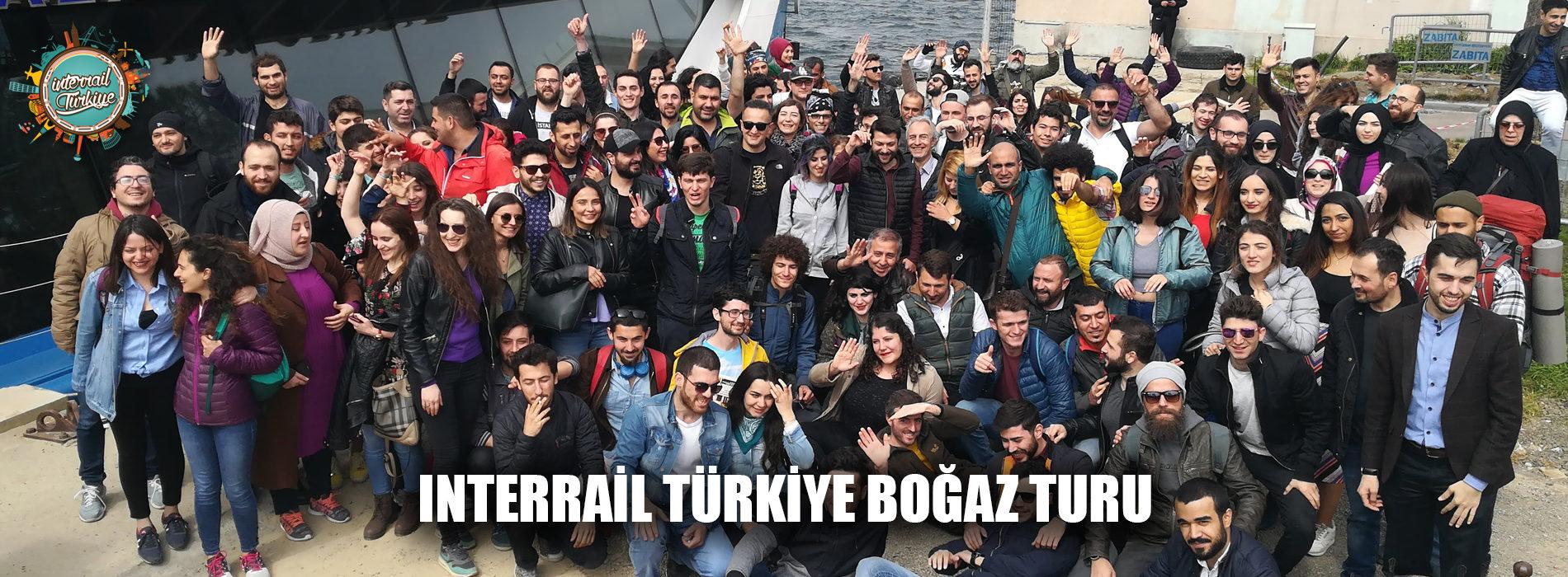 Interrail Türkiye Boğaz Turu