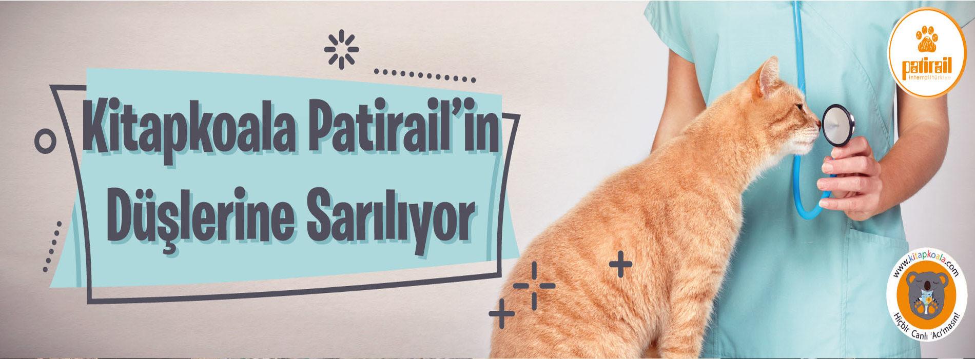 Kitapkoala Patirail'in Düşlerine Sarılıyor
